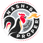 nash's and proper logo