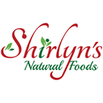 shirlyns natural foods logo